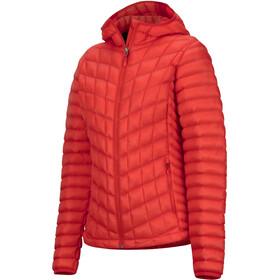 Marmot Featherless Bluza Kobiety, czerwony